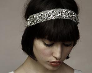Jennifer Behr headwrap
